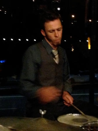 Drummin Out at The Terrace Room, Lake Merritt, Oakland, CA.